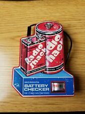 Vintage Radio Shack Micronta Battery Checker Tester