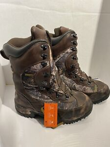 NEW Cabela's Inferno 2000-Gram Extreme Cold Weather Hunting Boots Size Men's 13D