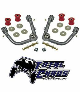 Total Chaos Upper Control Arms for Toyota Tacoma 2wd Pre-Runner/4wd 05-20 96504