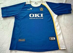 2005 Portsmouth Home Football Shirt