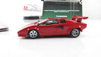 Scale car 1:43, Lamborghini Countach LP500S