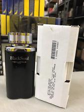 BLACK SOUL Ted Lapidus Cologne Men 3.3 oz 3.4 edt NEW TESTER