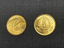1994 Cape Verde 1 Escudo Brilliant Uncirculated Coin-Loggerhead Sea Turtle KM-27