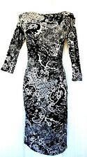 LOVELY  MONSOON   DRESS     can post next day  SZ  8