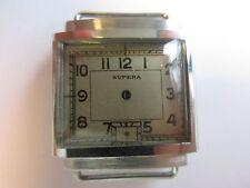 Supera 40's N.O.S. vintage men's watch case & dial ~ mod II