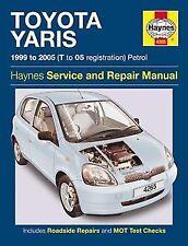 Yaris Toyota Car Owner & Operator Manuals