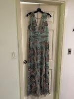 Bcbg Max Azria Brea Size 8 Gown Dress $498
