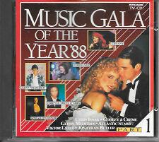 V/A - Music Gala of the Year '88 PART 1 CD 14TR ARCADE Zucchero Icehouse Tiffany