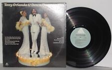 Tony Orlando & Dawn Greatest Hits LP 1975 Arista Records AL 4045 Pop Vocal Vinyl