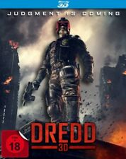 Dredd 3D Judgment is coming BluRay Gebraucht Sehr gut