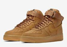 Nike Air Force 1 High '07 WB Flax Brown Wheat Gum CJ9178-200 New Men's Size 11.5