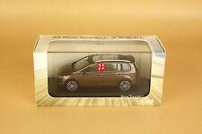 1/43 2016 SVW Volkswagen All New Touran L Brown Diecast Model