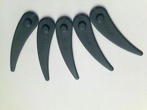 20 X ALM Bosch ART23 18 Li 12-230 Easy Grass Cut Plastic Blades BQ231 F016800371