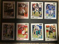 2018 PANINI SCORE FOOTBALL CARDS BASE NFL CARD YOU PICK CHOOSE FREE SHIPPING