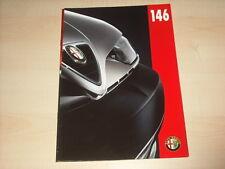 50912) Alfa Romeo 146 Prospekt 11/1996
