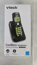 VTech VA17241BK DECT 6.0 Cordless Phone with Answering System and Caller ID