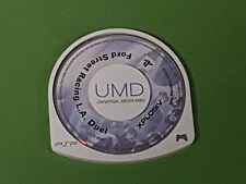 FORD STREET RACING L.A. DUEL Sony Playstation Portable PSP SOLO DISCO GIOCO * *