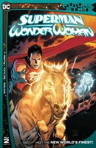 Future State Superman Wonder Woman #1-2 Select A B C Covers | NM 2021 DC Comics