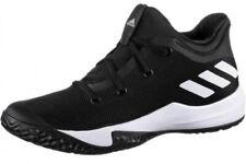 uk size 8 - adidas rise up 2 trainers - black - cq0559
