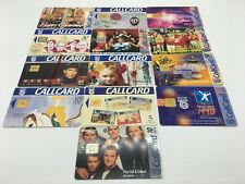 X13 IRELAND CALLCARD PHONECARDS EIRCOM VARIOUS