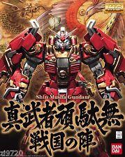 BANDAI MG Shin Musha Gundam Sengoku no Jin (Dynasty Warriors Gundam) 1/100 Scale