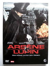 ARSENE LUPIN DER KÖNIG UNTER DEN DIEBEN - 2 DVD - SPECIAL EDITION DIGI PACK
