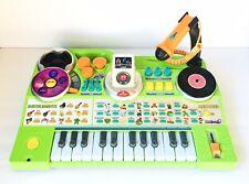 VTech KidiJamz DJ Music Sing Studio Keyboard Microphone No Headphones *EXCELLENT