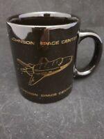 NASA Johnson Space Center Coffee Mug NASA Space Shuttle Black