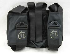 Tippmann Sport Series 2+1 Pod and Tank Harness Black Paintball Pack with belt