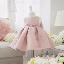 Vestito neonata da battesimo Vestito neonata elegante Abito neonata in pizzo 04f75178693