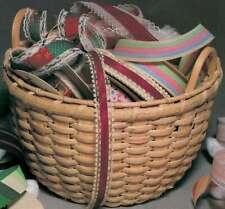 """Blue Ridge Basket Kits Grans Cotton Basket 9.5""""X7"""" 752303126481"""