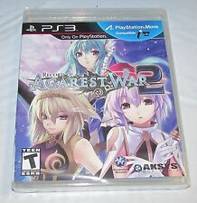 Record Of Agarest War 2 for Playstation 3 Brand New!