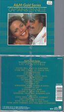 CD--CAPTAIN & TENNILLE--A&M GOLD SERIES - TRACKS-