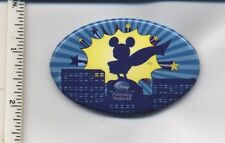 Disney Publishing Pin SDCC Comic-Con Promo 2014 Mickey Mouse Cape