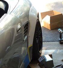 Porsche 986 Boxster 3 inch Rear Flares set bolt on New !!!