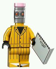 LEGO 71017 Minifigures Eraser The Batman Movie Minifigure Figure New