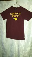 Univ. of MN Crookston MN Golden Eagles Athletics T-Shirt Youth Small Make-A-Wish