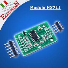 Modulo HX711 ADC Amplificatore Cella di Carico Bilancia Sensore Peso  Load Cell