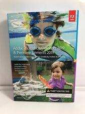 Adobe PHOTOSHOP & PREMIER ELEMENTS 2019 (Retail) for Mac