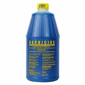 Disinfectant concentrate Barbicide Desinfektion, 1900 ml, 1:16, salons, medical
