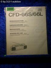 Sony Bedienungsanleitung CFD 66S / 66L (#1090)