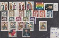 Berlin Jahrgang 1970 postfrisch