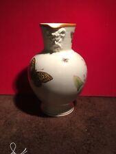 Doric Wedgwood Only Impressed ca 1869 Glass Vase