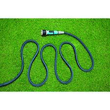 Flexible Expanding Garden Hose Set Compact Sprinkler 7.5-15 m. Cellfast UK Stock
