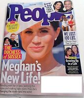 PEOPLE MAGAZINE JUNE 11 2018- MEGHAN'S NEW LIFE-BONDING WITH IN-LAWS, LEARNING