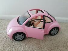 Barbie Vw/Car/Bug-Mattel