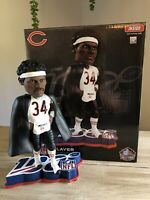 WALTER PAYTON Chicago Bears NFL All-Time 100 Team Bobblehead #/100 NIB!
