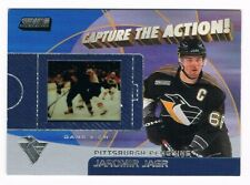 2000-01 Stadium Club Capture the Action Game View #CAGV1 Jaromir Jagr 008/100
