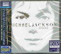 MICHAEL JACKSON-INVINCIBLE -JAPAN Blu-spec CD2 D20