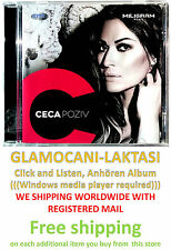 CD SVJETLANA RAZNATOVIC  CECA  POZIV ALBUM 2013 serbia croatia city records